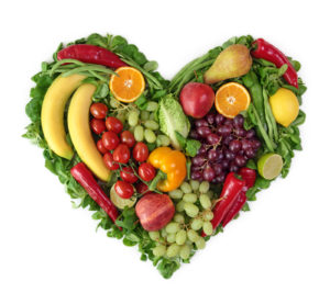 Eating fruit and vegetables can help weight loss